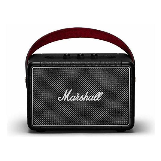 MARSHALL Kilburn II Portable Bluetooth Speaker Black