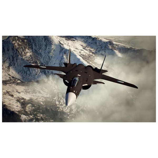 PS4 Ace Combat 7 Skies Unknown Game VR Compatible