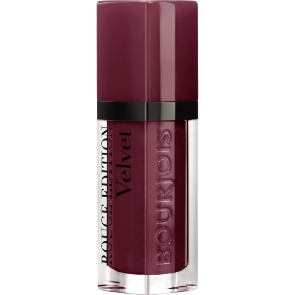Bourjois, Rouge Edition Velvet. Liquid lipstick. 37 Ultra-violette