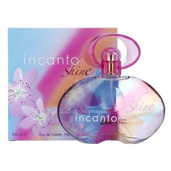 Ferragamo Incanto Shine Perfume For Women 100ml Eau de Toilette
