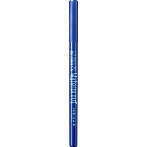 Bourjois Contour Clubbing Waterproof Pencil & Liner 45 Blue remix