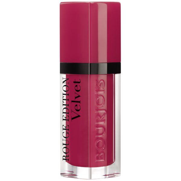 Bourjois Rouge Velvet Matte Lipstick - 02 Frambourjoise