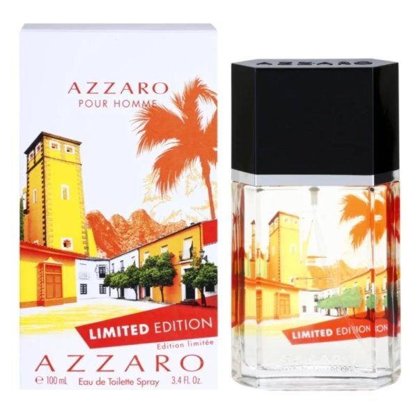 128c441469 Buy Azzaro Pour Homme Limited Edition Perfume For Men 100ml Eau de Toilette  – Price