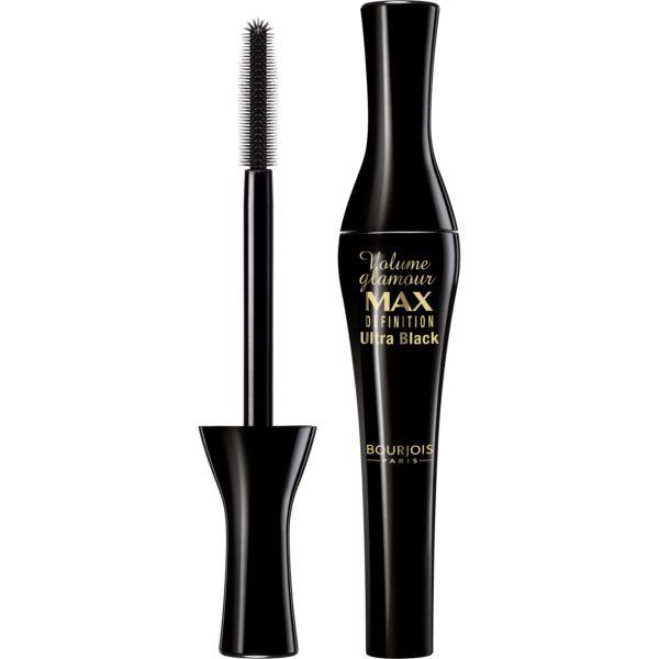 Bourjois Volume Glamour Max Definition Mascara 61 Ultra Black