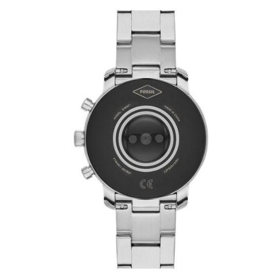 Fossil Gen4 Smartwatch Silver Stainless Steel