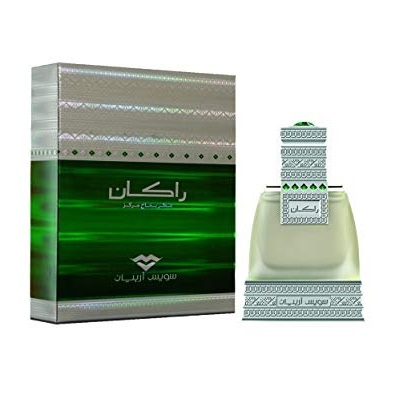 Swiss Arabian Rakaan CPO Attar For Unisex 25ml