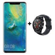 Huawei Mate 20 Pro 128GB Black + GT Watch