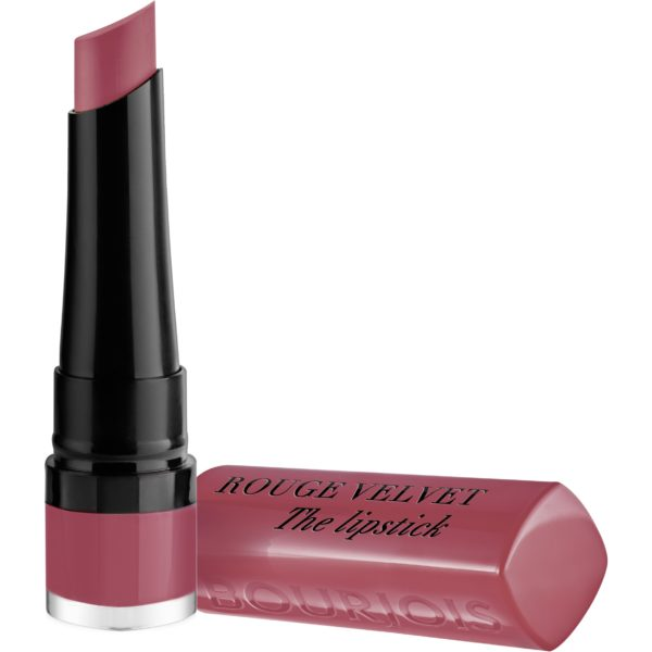 Bourjois, Rouge Velvet The Lipstick. 03. Hyppink chic