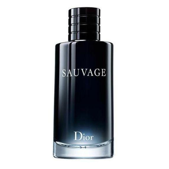 Dior Sauvage Black Perfume For Men 200ml Eau de Toilette