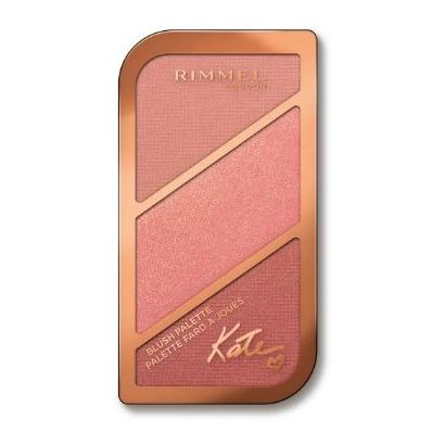 Rimmel London 96005 Blush Palette By Kate 065oz 185g