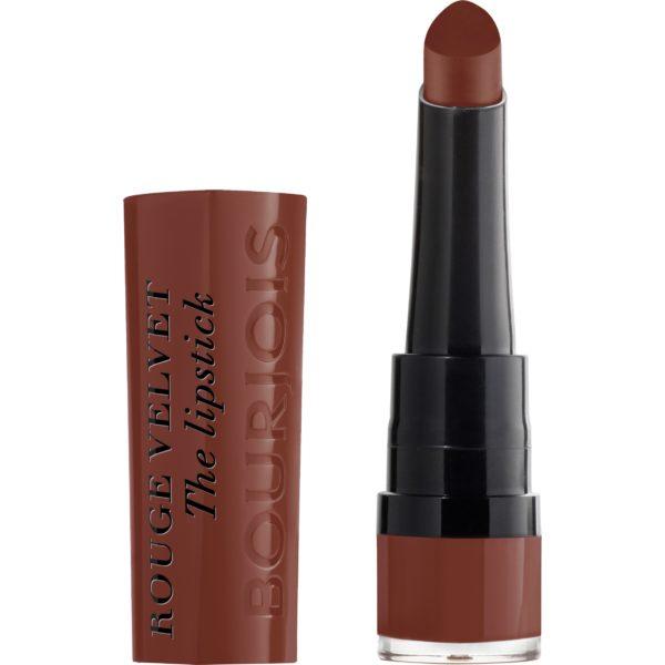 Bourjois, Rouge Velvet The Lipstick. 12. Brunette