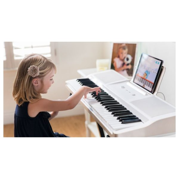 The One TOK1B Light Keyboard Black