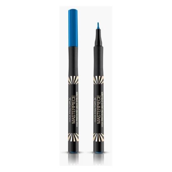 Max Factor Masterpiece High Precision Liquid Eyeliner 20 Azure 1ml