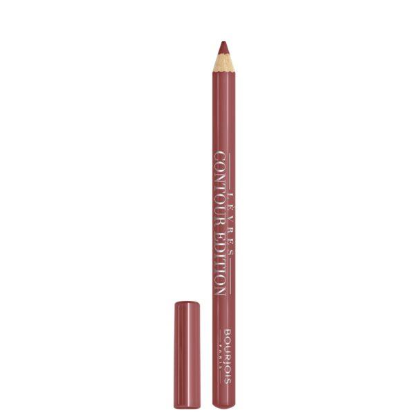 Bourjois, Lèvres Contour Edition. Lip pencil. 01 Nude wave