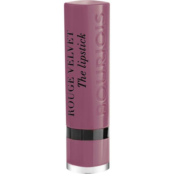 Bourjois Rouge Velvet The Lipstick 19 Place des Roses