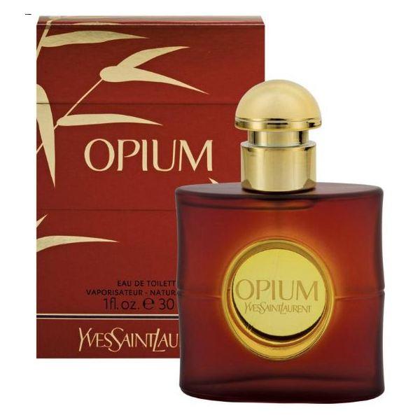 Yves Saint Laurent Opium Perfume For Women 90ml Eau de Toilette