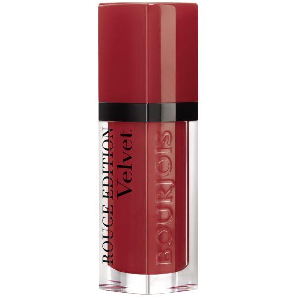Bourjois Rouge Edition Velvet Matte Lipstick - 01 Personne Ne Rouge