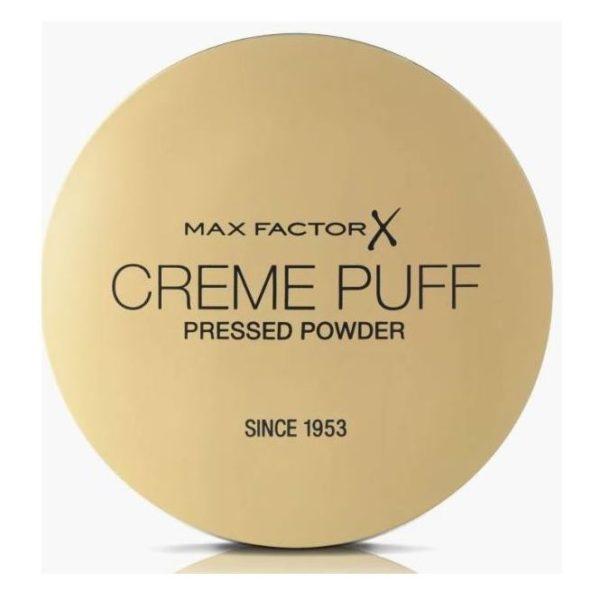 Max Factor Creme Puff Pressed Compact Powder 041 Medium Beige 21g