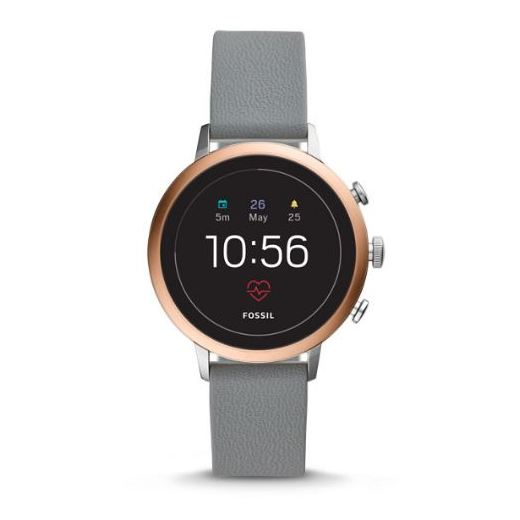 Fossil FTW6016 Gen 4 Smartwatch Multi Silicone