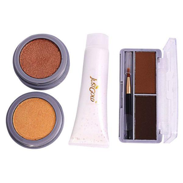 Just Gold JG227 Makeup Kit 77Pcs