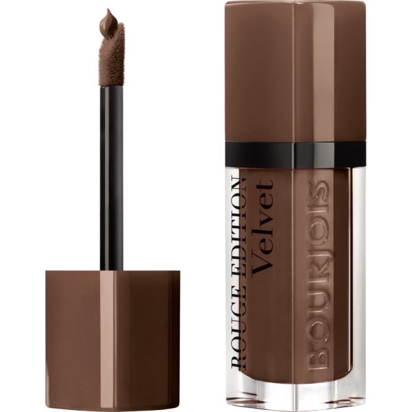Bourjois, Rouge Edition Velvet Liquid lipstick 23 Chocolat Corset