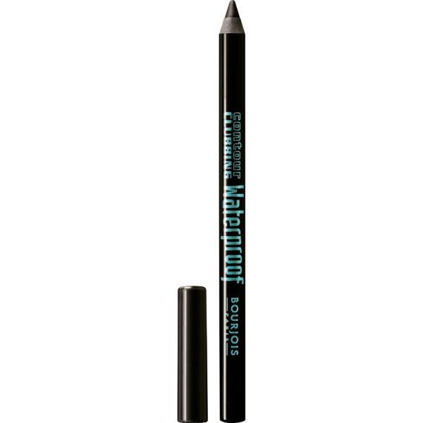 Bourjois Contour Clubbing Waterproof Pencil & Liner 41 Black Party