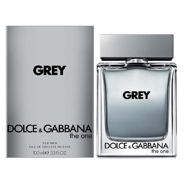 1311d49e20a655 Dolce   Gabbana The One Grey Perfume For Men 100ml Eau de Toilette Price,  Specifications   Features   Sharaf DG