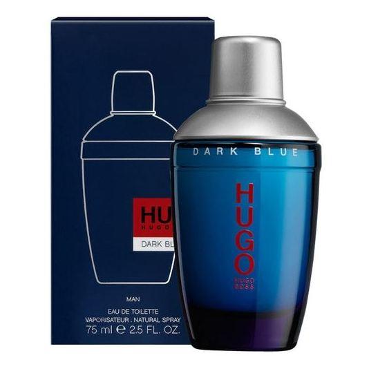 Hugo Boss Dark Blue Perfume For Men 75ml Eau de Toilette