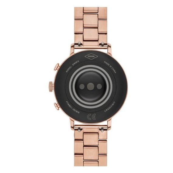 Fossil FTW6011 Gen 4 Smartwatch Rose Gold Stainless Steel