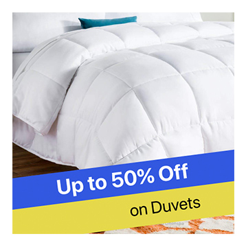 Upto50%OFF-DUVETs
