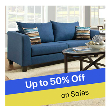 Upto50%OFF-SOFAS