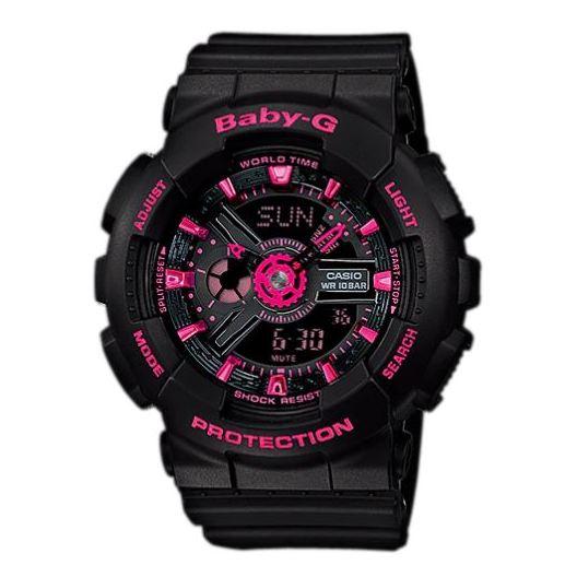 Casio BA1111ADR Baby G Watch