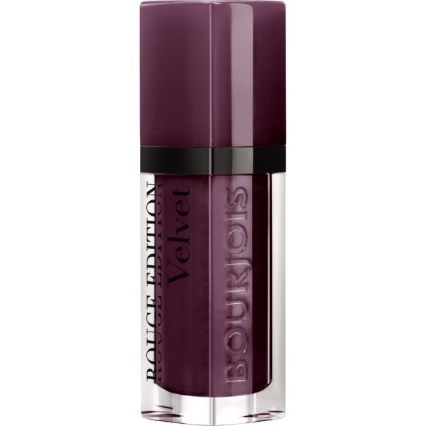 Bourjois, Rouge Edition Velvet. Liquid lipstick. 25 Berry Chic.