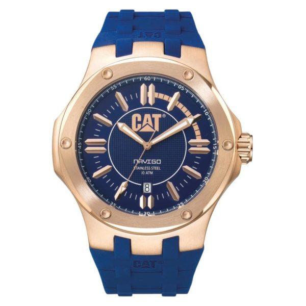 CAT A119126629 Blue Quartz Men's Watch