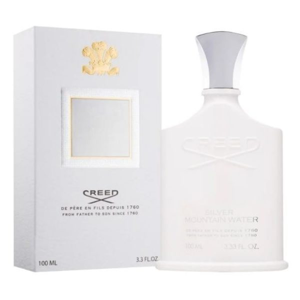 Buy Creed Silver Mountain Water Perfume For Men 100ml Eau De Parfum