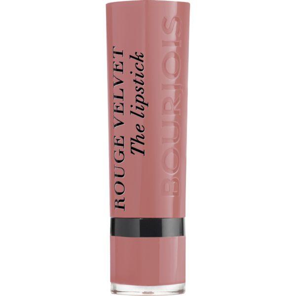 Bourjois, Rouge Velvet The Lipstick. 02. Flaming'rose