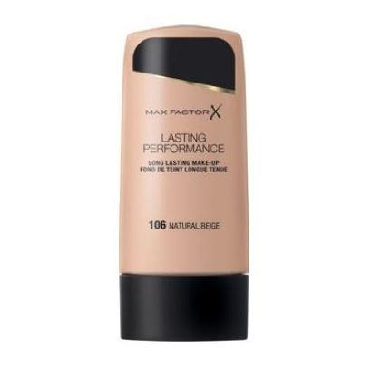 Max Factor Lasting Performance Liquid Foundation 106 Natural Beige 35ml