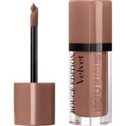Bourjois, Rouge Edition Velvet. Liquid lipstick. 17 Cool Brown
