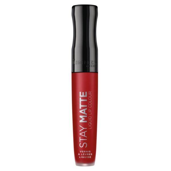 Rimmel London Stay Matte Liquid Lip Colour 500 Fire Starter