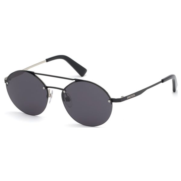 Diesel DL0275-05A-53 Men Sunglass