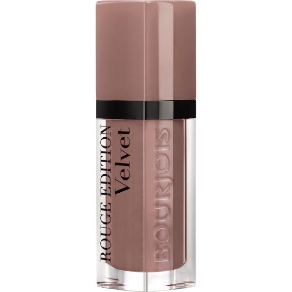 Bourjois, Rouge Edition Velvet. Liquid lipstick. 32 Trop brunche!