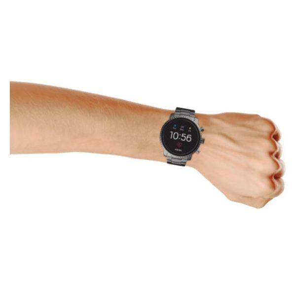 Fossil FTW4012 Gen 4 Smartwatch Smoke Stainless Steel