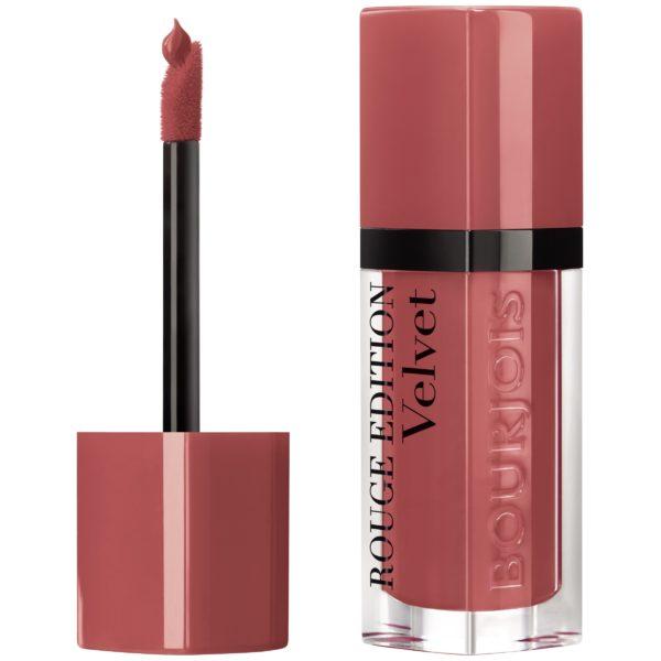 Bourjois Rouge Velvet Matte Lipstick - 04 Peach Club