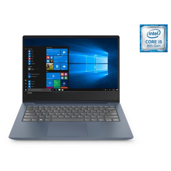 Lenovo Ideapad 330s Laptop - Core i5 1.6GHz 8GB 1TB+128GB 2GB Win10 14inch HD Mid Night Blue