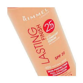 Rimmel London 97400 Lasting Finish 25 Hour Foundation Natural Beige 30ml