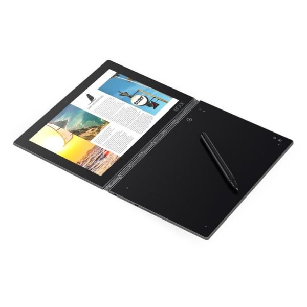 Lenovo Yoga Book YB1-X90L Tablet - Android WiFi+4G 64GB 4GB 10.1inch Gunmetal Grey