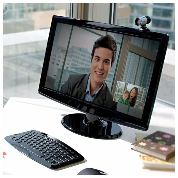 Microsoft Q2F-00016 LifeCam Studio Webcam