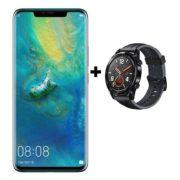 Huawei Mate 20 Pro 128GB Emerald Green + GT Watch