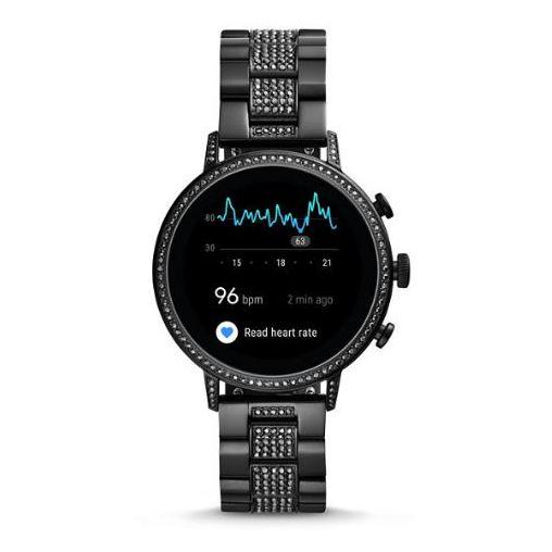 Fossil FTW6023 Gen 4 Smartwatch Black Stainless Steel