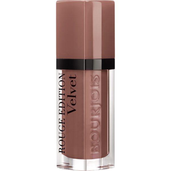 Bourjois, Rouge Edition Velvet. Liquid lipstick. 29 Nude York
